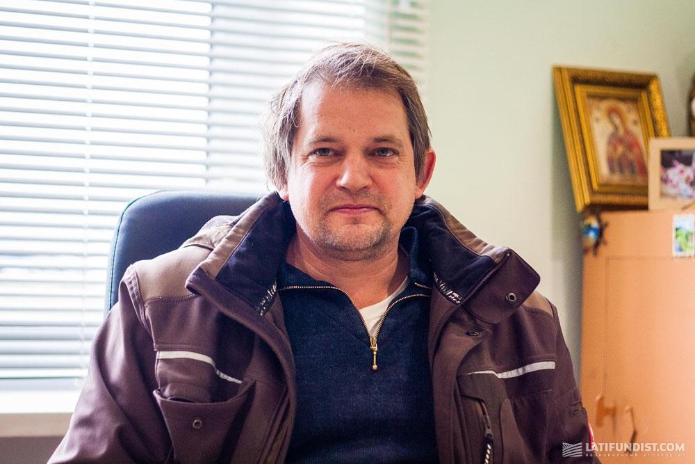 Маркус Шютте, учредитель «Хавест Агро»